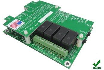 Linortek Web Remote Relay Control I/O Board
