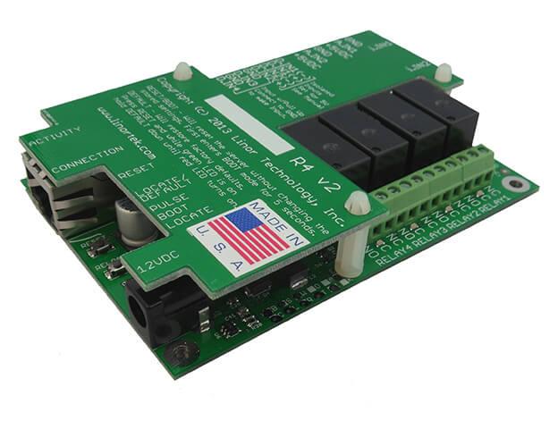 Fargo R4DI Web Relay Controller