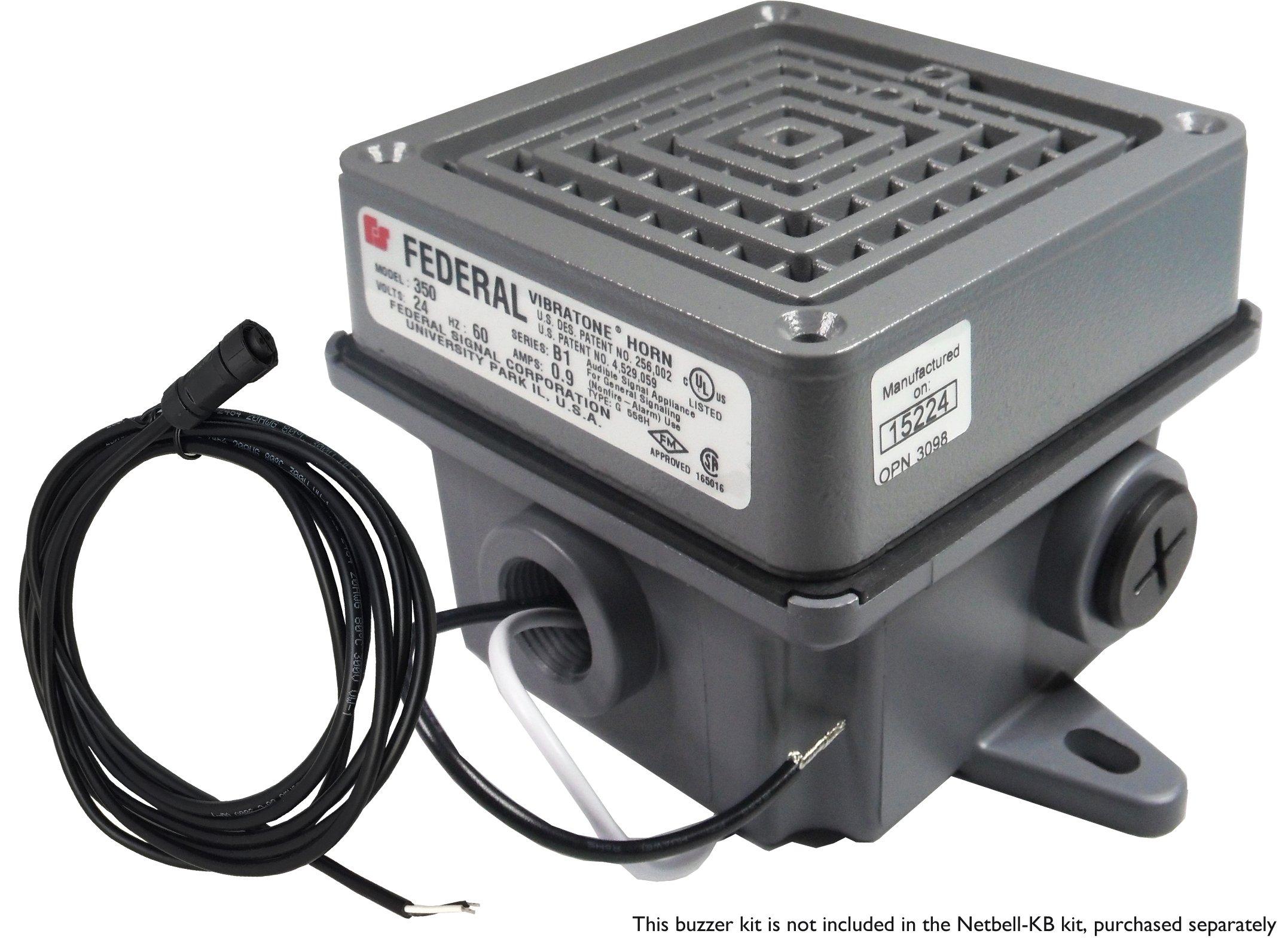 Netbell-KB External Buzzer Kit: 4
