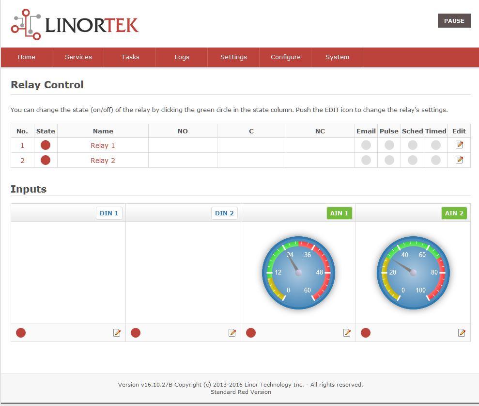 KODA 200 Web Relay Controller
