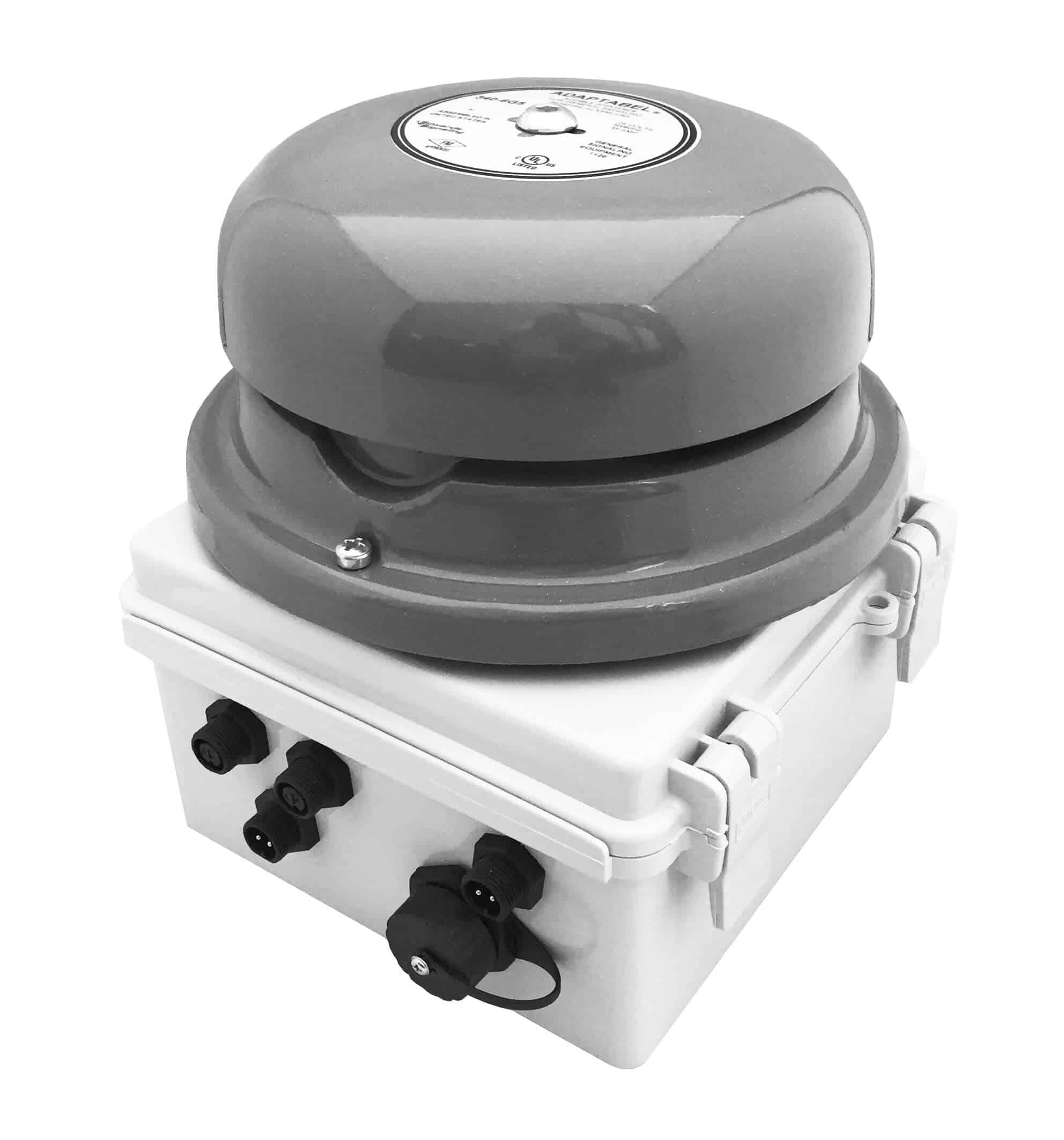 Netbell-KL-M2 Network All-in-One Extra Loud Break Bell System