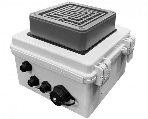 Netbell buzzer timed alert system