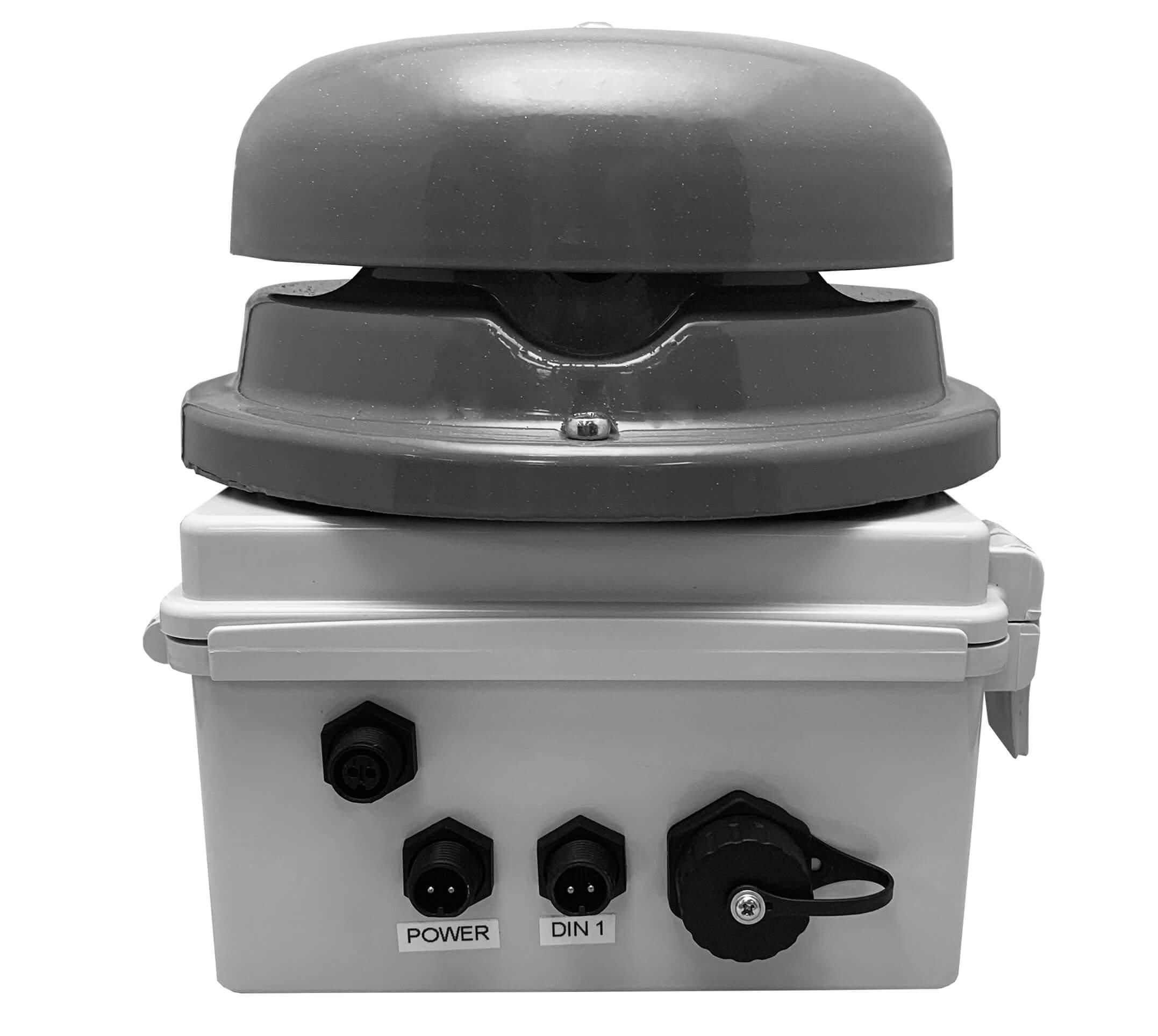 Netbell-KL-E1 Network All-in-One Extra Loud Break Bell System (2 Bells System)