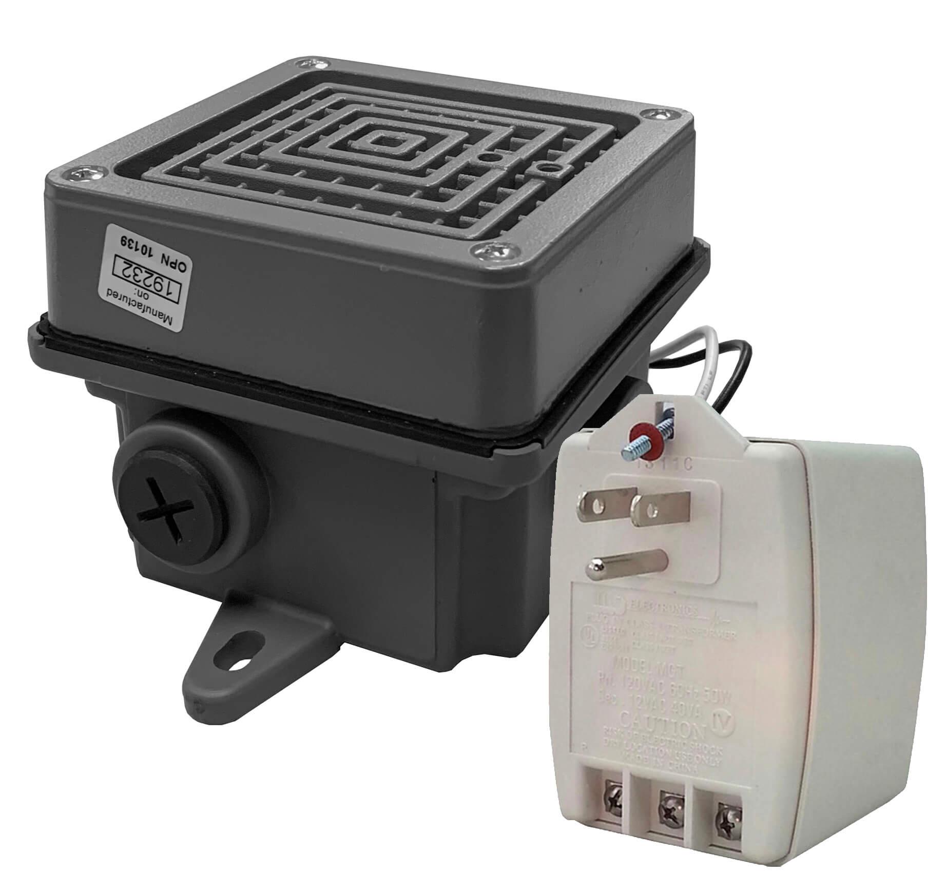 Netbell-2-2Buz Network Extra Loud Break Buzzer System