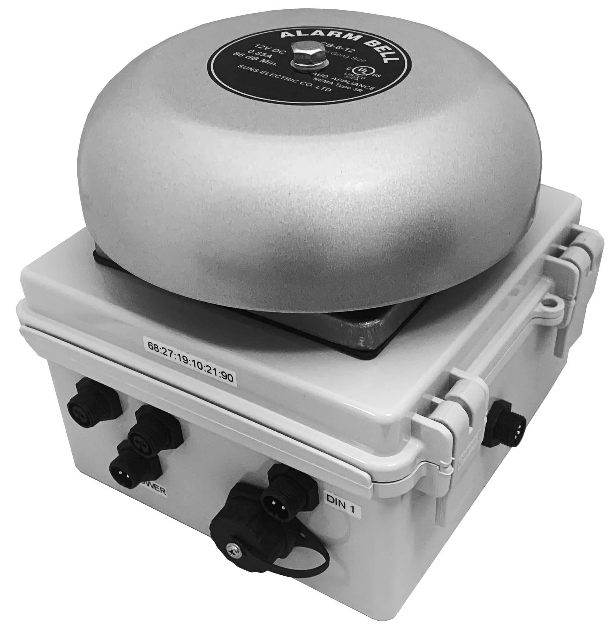 Netbell-K-M2-C Network Break Bell Clock System