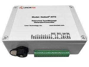 Linortek Netbell-NTG tone generator