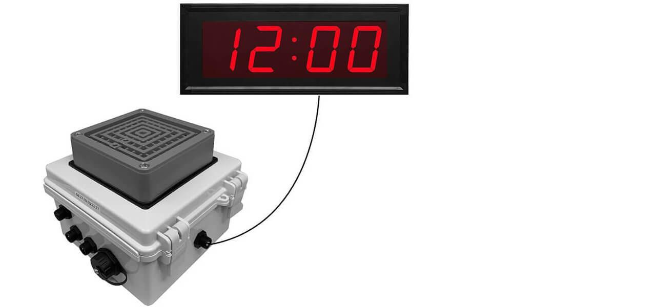 Netbell-KBC time clock buzzer system