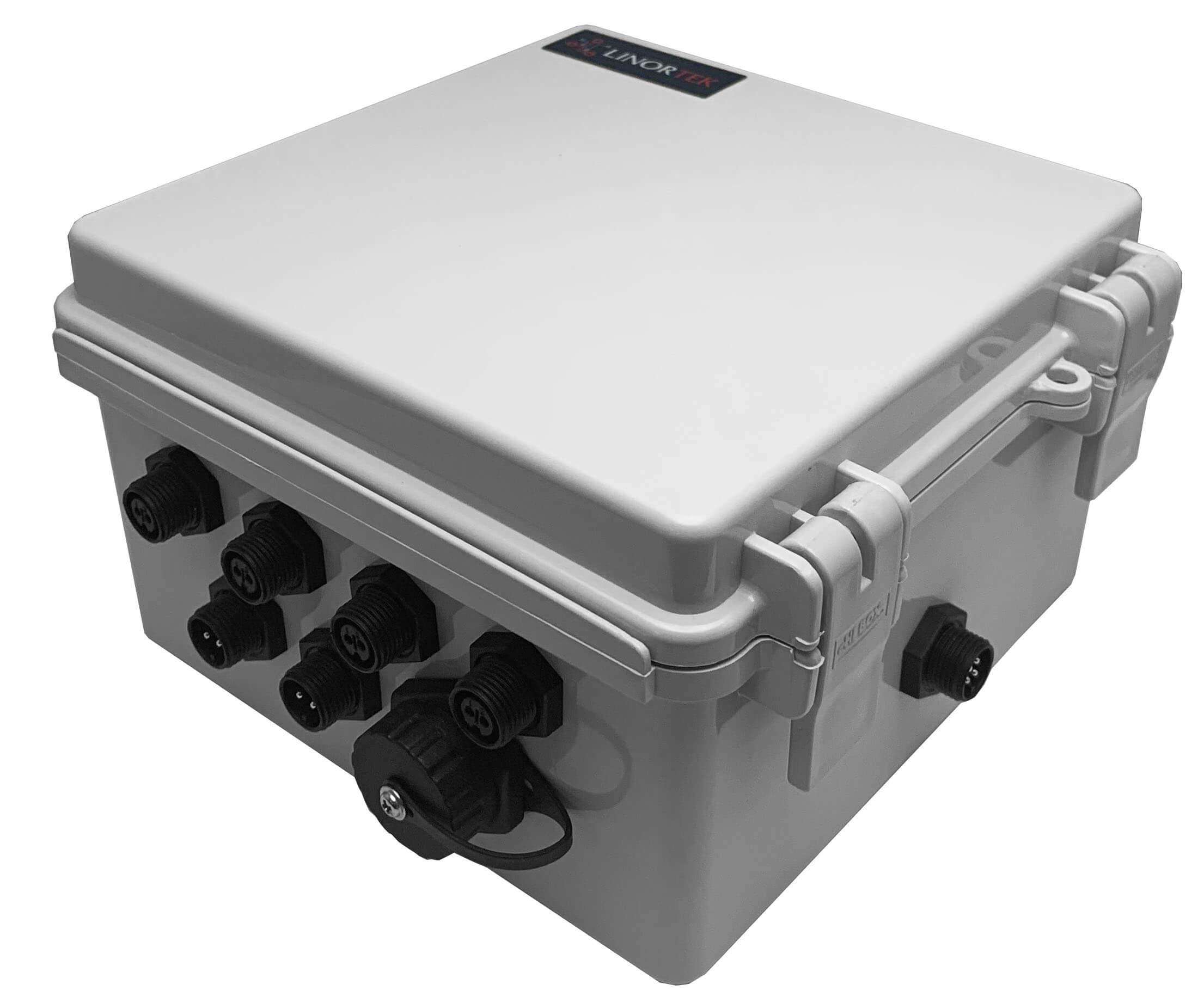Netbell-4K-C Network Bell Controller with Digital Clock
