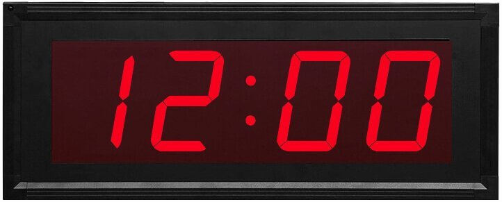 Network LED Digital Clock