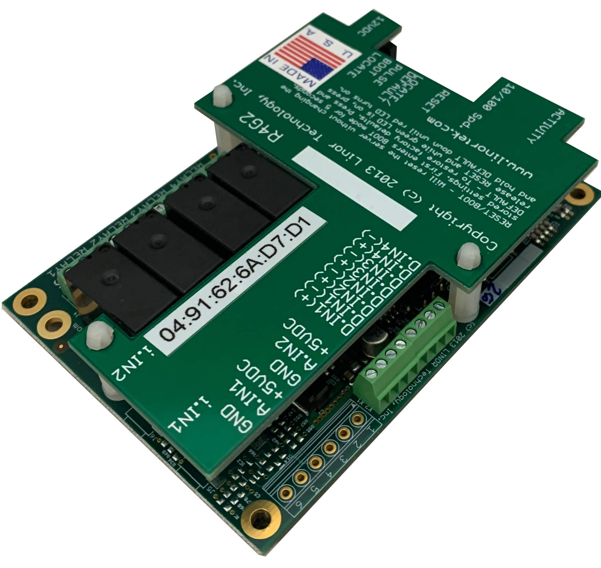 FARGO G2R4DI Web Relay Controller