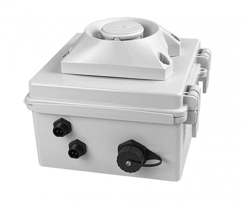 Multi-tone buzzer alarm system